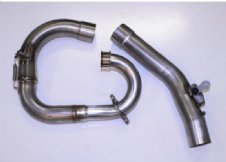 DEP HEADER PIPE YZF250 2019-ON 1-2 STAGE,